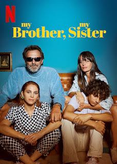My Brother, My Sister [2021] [CUSTOM HD] [DVDR] [NTSC] [Latino]