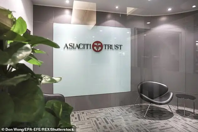 Asiaciti, founded by Briggs, specializes in hiding money overseas for clients. Photo: Shutterstock