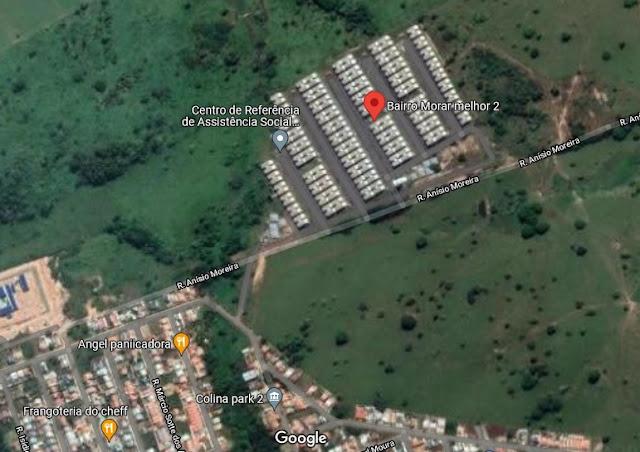 Chrisóstomo Fiscaliza Residencial Morar Melhor II em Ji-Paraná