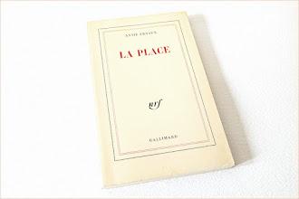 Lundi Librairie : La place - Annie Ernaux