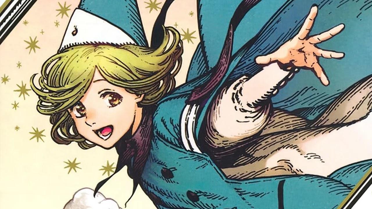 O Mangá Tongari Boushi no Atelier poderá ter uma adaptação para Anime
