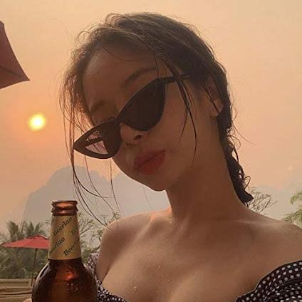 Beautiful Cheap Cat Eye Sunglasses