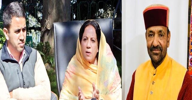 BJP MLA बोले- पति की मौत के बाद महिलाएं 1 साल मातम मनाती हैं, विक्रमादित्य ने दिया जवाब