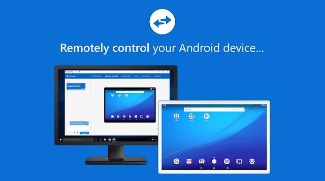 Cara Remote Android dari PC