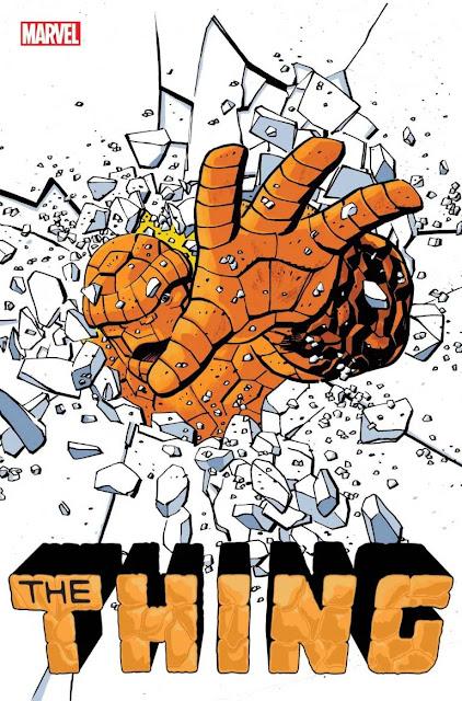'The Thing' #1 llegará a tiendas de cómics USA en noviembre de 2021.