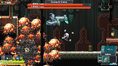Critadel Video Game Screenshot