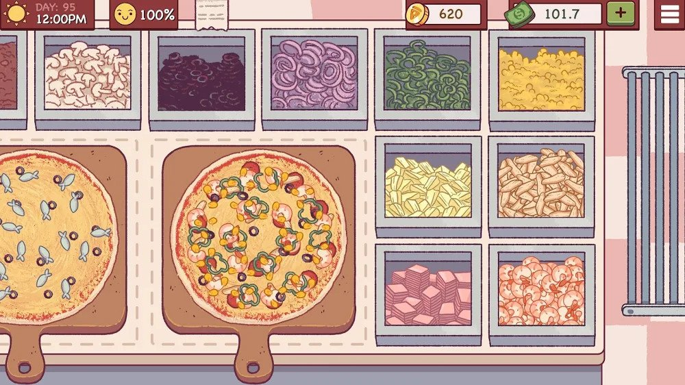 Good Pizza, Great Pizza Mod Game