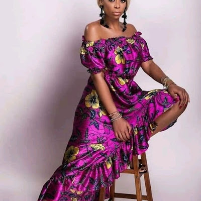 Trending Ankara Gown Styles