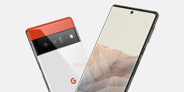 google pixel 6 vs  6pro