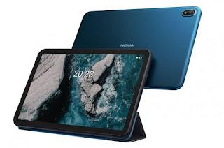 الإعلان الرسمي عن جهاز Nokia T20 اللوحي بحجم شاشة 10.4 إنش