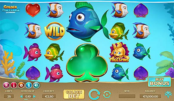 Main Gratis Slot Indonesia - Golden Fish Tank 2 Gigablox Yggdrasil