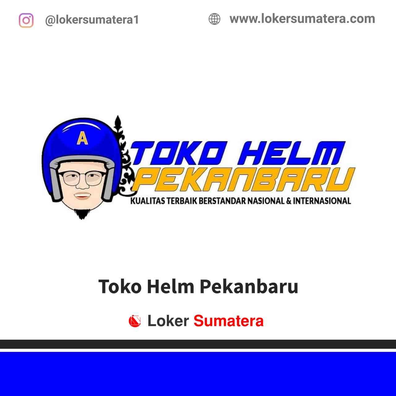 Toko Helm Pekanbaru