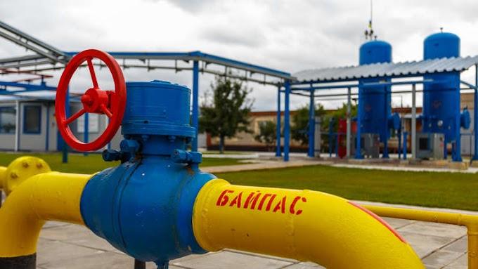 Bajban van Ukrajna, nincs elég gáz télre