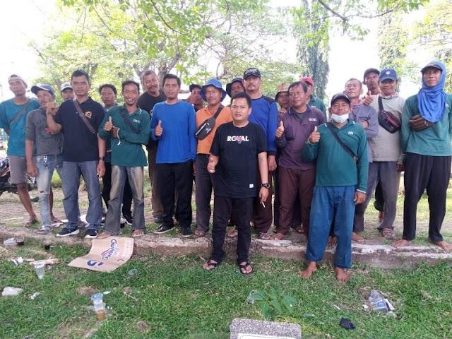 Berharap Ada Kesejahteraan Setelah Terbentuk Forum Komunikasi Perawat Makam Jakarta (FKPMJ)