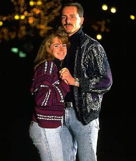 Joseph Jens Price's Tonya Harding with her first husband Jeff Gillooly