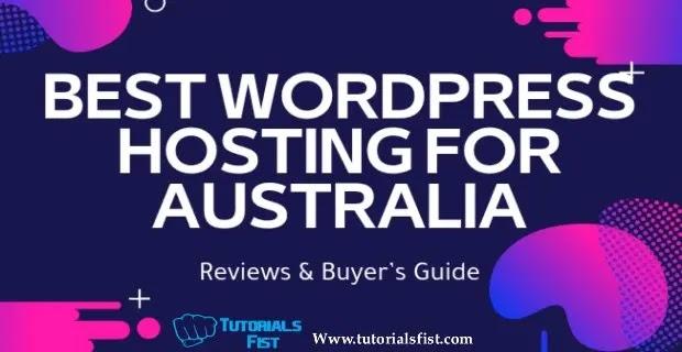 Best WordPress Hosting For Australia