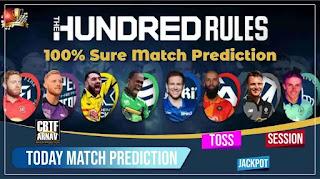 SOB vs TRT Eliminator 100% Sure Match Prediction 100 Balls Southern Brave vs Trent Rockets Eliminator Match The Hundred Mens Competition