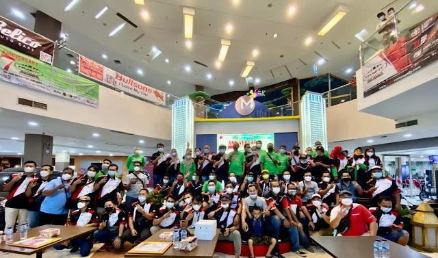 Rayakan Anniversary ke7, Velozity Bekasi Chapter gelar serangkaian acara