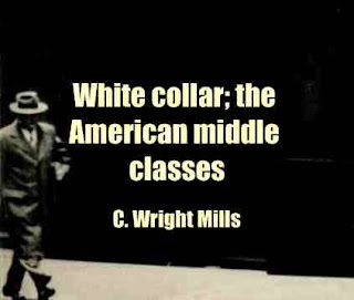 White-collar; the American middle classes