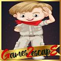 G2E Find Binocular For Scout Boy