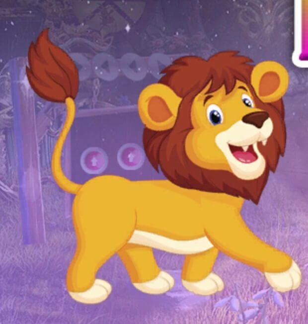 Games4King Cute Lion Esca…