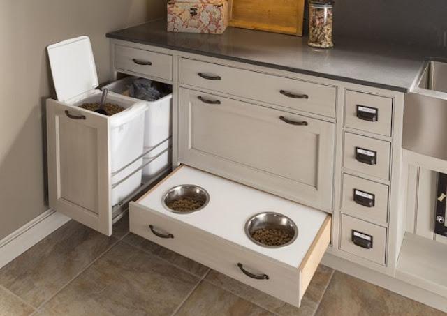 drawer design for pet
