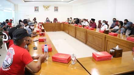 AMPCL Desak Pencalonan Lurah Terdampak MK Tetap Dilanjutkan