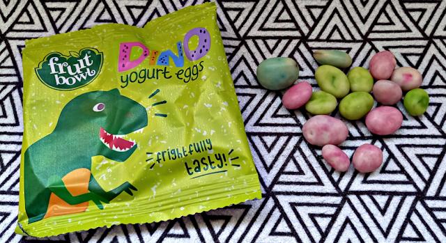 Dino eggs from Fruit Bowl