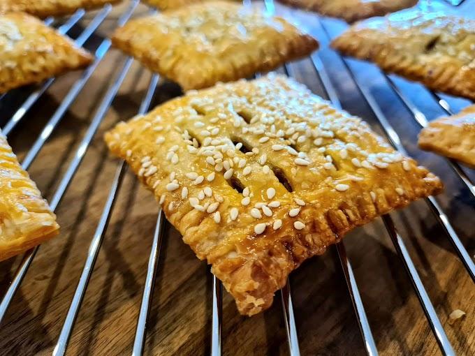 Puff Pastry Chicken Pocket Recipe: Crispy, Flaky & Delicious!