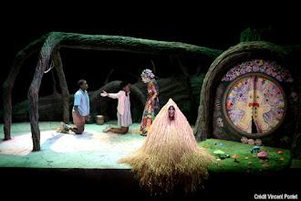 Théâtre : Hansel et Gretel, d'après les frères Grimm - Adaptation et mise en scène Rose Martine - Studio de la Comédie française - Jusqu'au 24 octobre 2021
