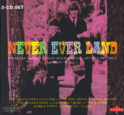 Various Artists - Never Ever Land