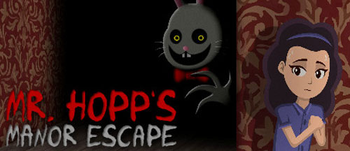 New Games: MR. HOPP'S MANOR ESCAPE (PC) - Survival Horror