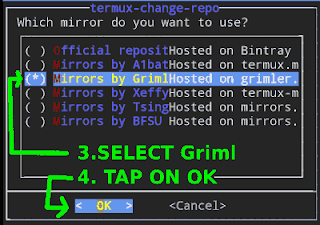 Termux Repository Under Maintenance Issue SOLVED