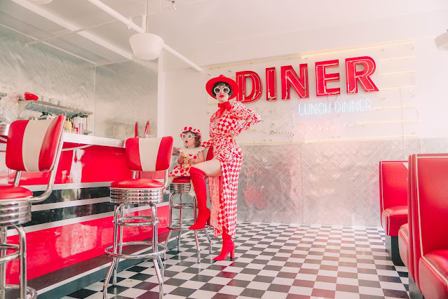 A 50s Diner Dream