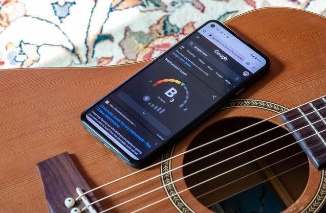 Google Tuner - Κουρδίζοντας την κιθάρα μας μέσω της αναζήτησης Google