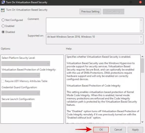 Cara Menonaktifkan VBS di Windows 11-8