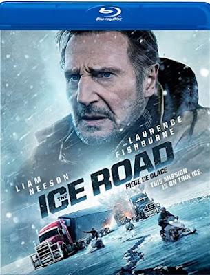 The Ice Road (2021) Englsih 5.1ch 720p | 480p BluRay ESub x264 850Mb | 350Mb