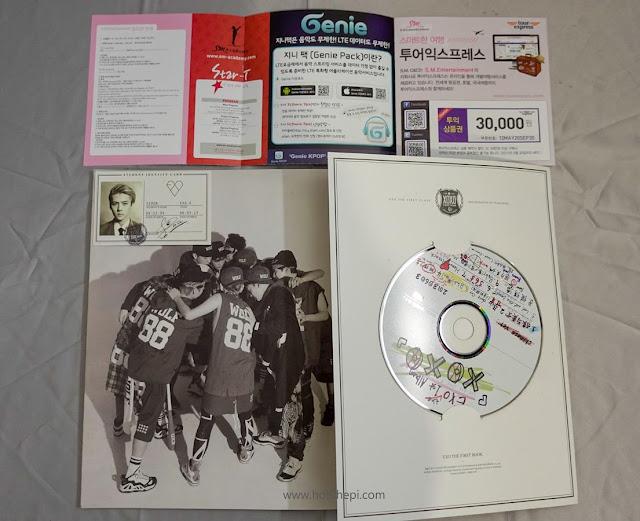 EXO XOXO Full Album