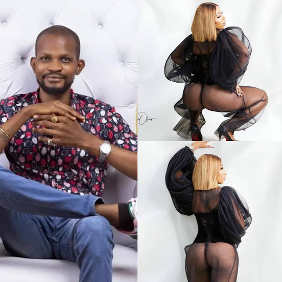 Actor Uche Maduagwu slams BBNaija star, Mercy Eke