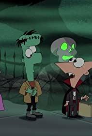 Phineas y Ferb / Especial Halloween / Castellano HD