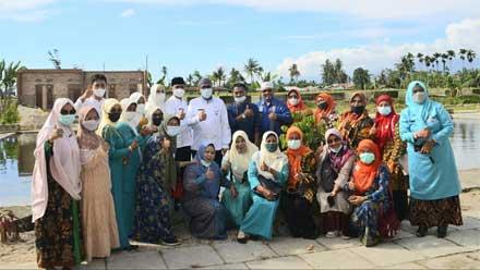 Wako Padang Sambut Baik Objek Wisata Baru di Kampung Jua