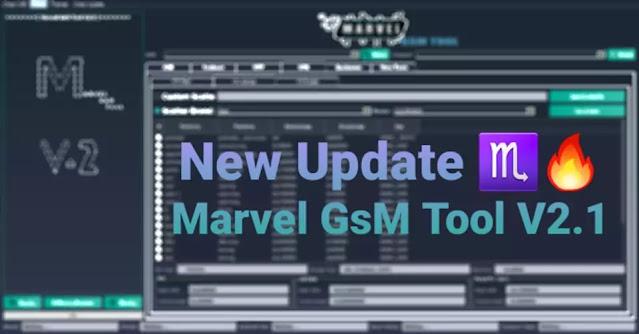 Marvel Tool V2.1