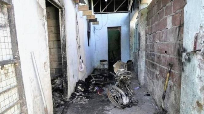 Rosario: Una niña, su madre y dos chicos de la familia murieron en el incendio de su casa