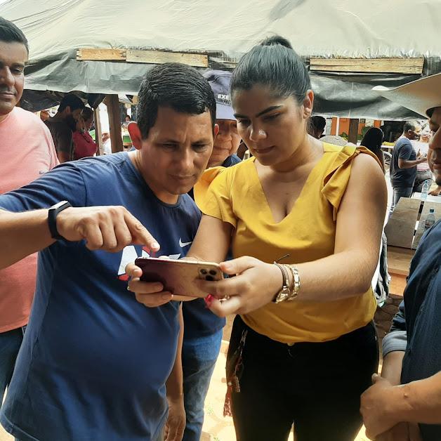 Vereador Kerling Brito participa de assinatura de ordem de serviço para a reforma do Mercado Municipal de Guajará-Mirim