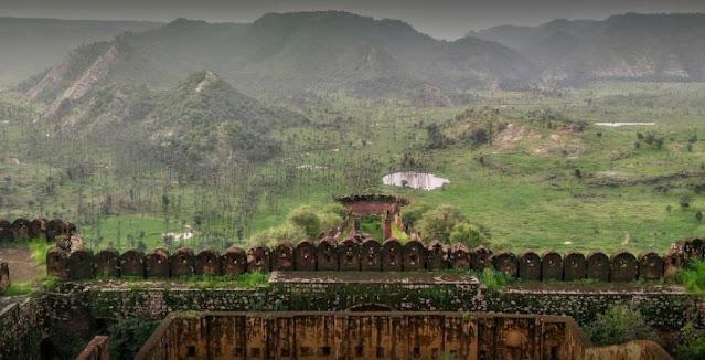 कांकवारी किला अलवर राजस्थान | Kankwari Fort Alwar In Hindi