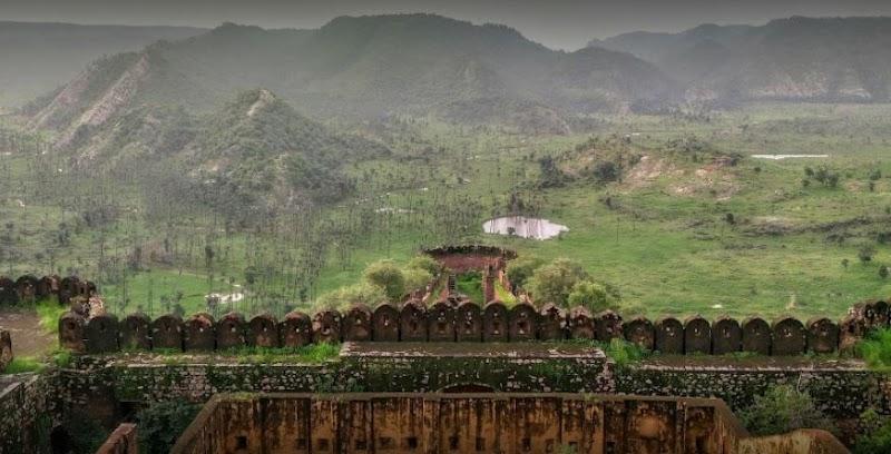 कांकवाड़ी किला अलवर राजस्थान | Kankwari Fort Alwar In Hindi