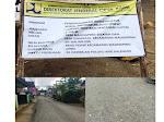 Dana Pisew Digunakan Bangun Jalan Milik Pemkab, LSM Ombak Nilai Salah Kaprah