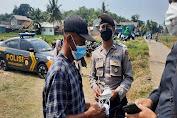 Cegah Penyebaran Covid-19, Polres Serang Intens Patroli KYRD dengan Himbau Prokes