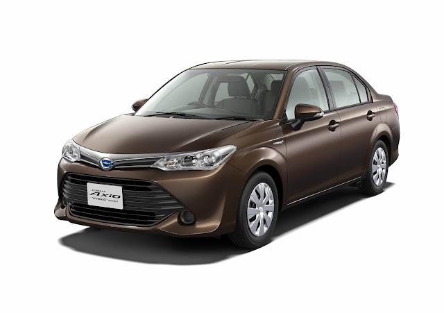 Toyota Axio Price in Sri Lanka