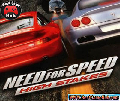 Need for Speed 4 High Stakes Full Version PC Game Free Download